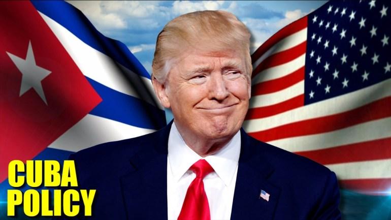 Trump+Cuba+policy